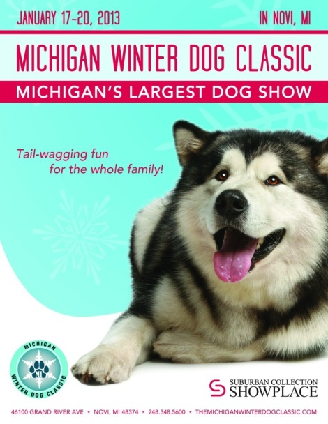 Michigan dog classic
