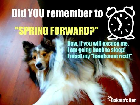 dakota spring forward