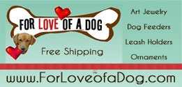 for love of a dog logo without jewelry sues