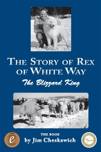 Visit REX the Blizzard King Stories, LLC by clicking on the cover